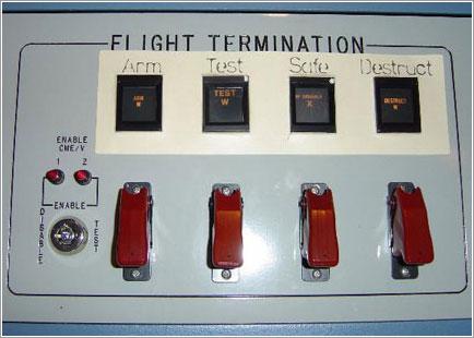 Panel Flight Termination