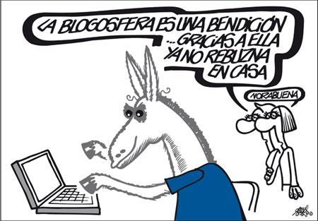 Viñeta de Forges en El País del 27-6-2008