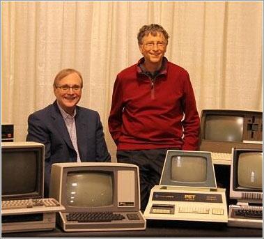 Allen y Gates en 2013