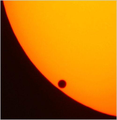 Tránsito de Venus de 2004 -NASA