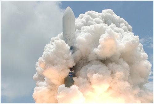 Lanzamiento del GLAST - Jerry Cannon, Robert Murray, NASA