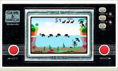 G&W - Turtle Bridge