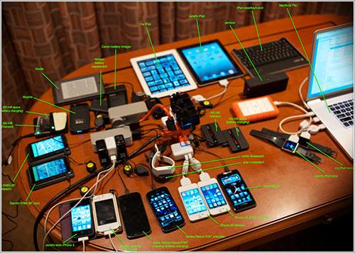 Los gadgets de Woz