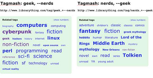 Geeks y nerds