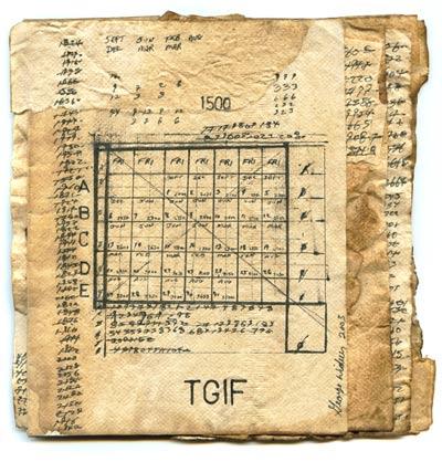 TGIF por George Widener