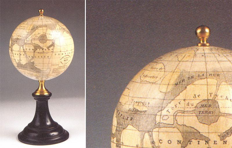 Marte por Camille Flammarion en 1884