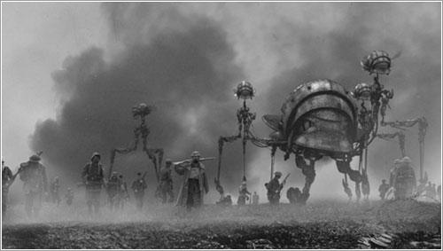 La gran guerra marciana