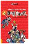 Harry Pórrez y el misterio del Santo Grial por Enriquecarlos y Vergara