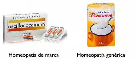Homeopatía genérica