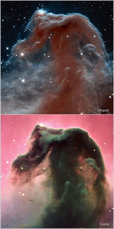 Imagen del 23 aniversario del Hubble