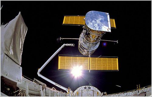 Despliegue del Hubble