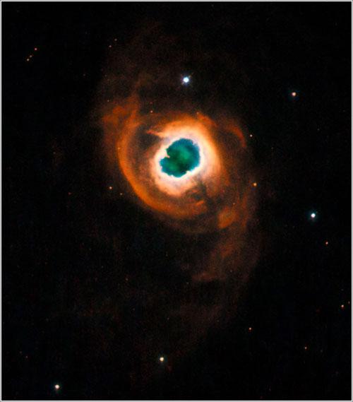 Foto despedida WFPC2 - NASA, ESA, and the Hubble Heritage Team (STScI/AURA)
