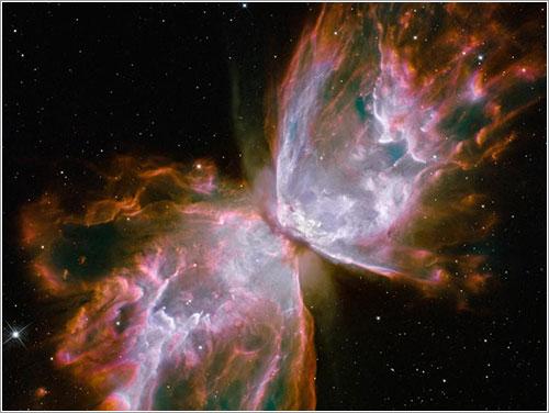 NGC 6302 - NASA, ESA, and the Hubble SM4 ERO Team
