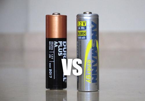 ¿En qué se diferencian una pila y una batería?
