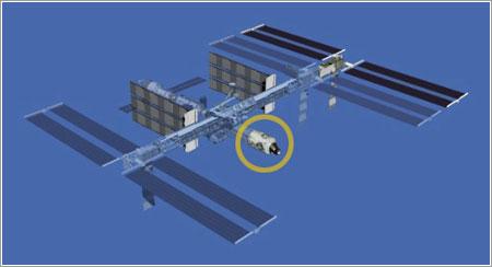 ISS con Harmony en su sitio - NASA