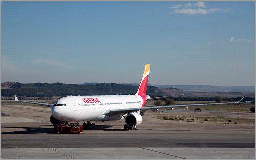 Iberia EC-LYF