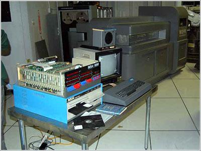 El ordenador de David Lightman