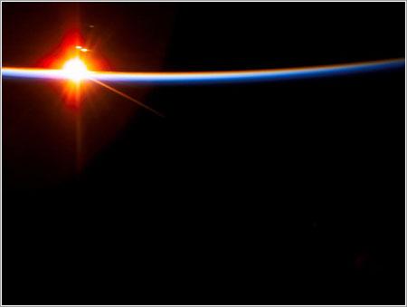 Lightness of Being, in memoriam STS-107
