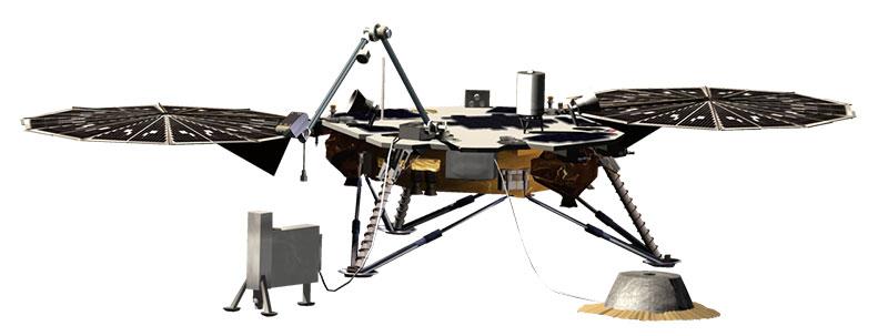 InSight en Marte - NASA