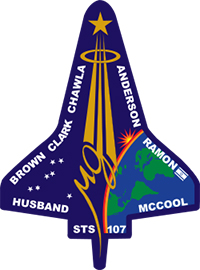 Insignia STS-107