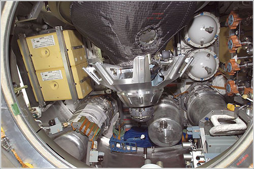 Progress M-53 desde la ISS - NASA