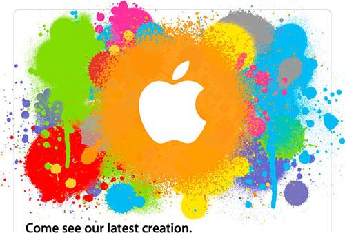 Invitación Apple 27 de enero de 2010