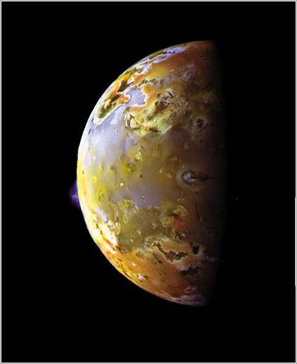 Io - Galileo Project, JPL, NASA