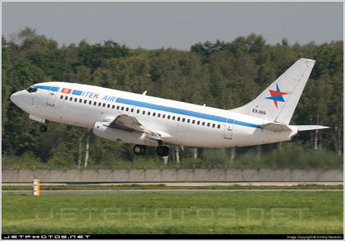 Itek Air EX-009 en Moscú por Dmitriy Neverov