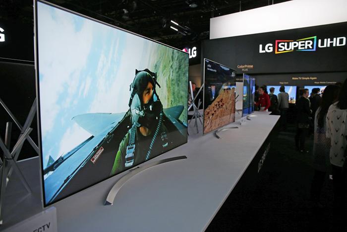 LG Super UHD TV 98