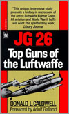 JG26 Top Guns of the Luftwaffe por Donald L. Caldwell