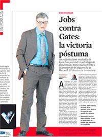Jobs contra Gates