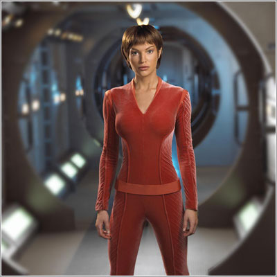 Jolene Blalock en Star Trek: Enterprise