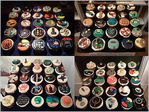 100 Cupcakes Game por Z Andrei