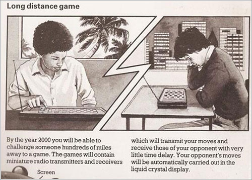 Juegos a distancia del año 2000