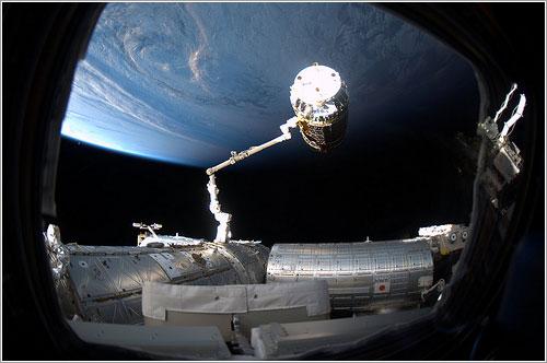 Enganchado  ESA/NASA