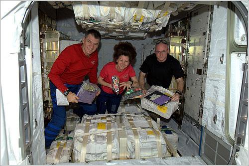 Y ahora los goodies - ESA/NASA