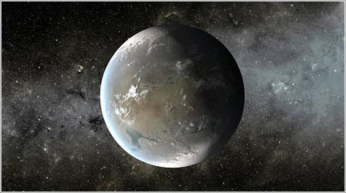 Kepler62f Kepler localiza los planetas extrasolares similares a la Tierra más pequeños hasta la fecha
