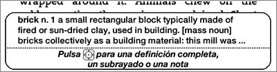 Dicicionario
