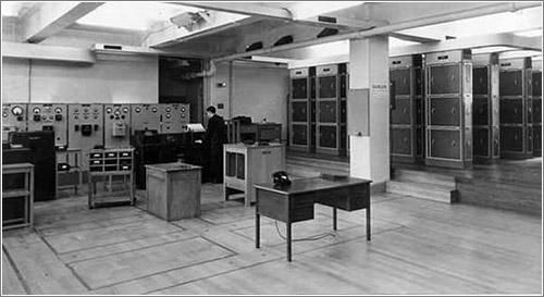 Un LEO I - LEO Computers Society