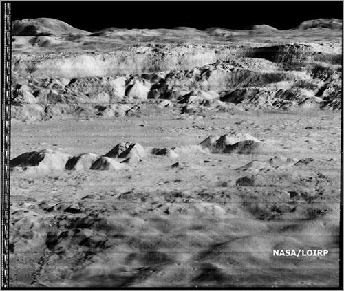 Cracter Copérnico - NASA/LOIRP