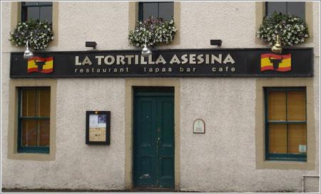 La Tortilla Asesina
