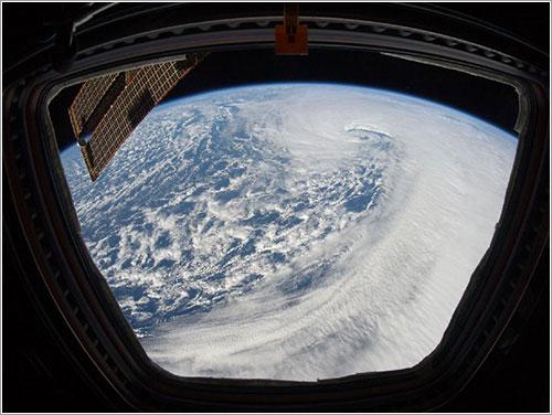 La vista desde arriba - NASA