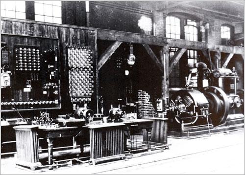 Laboratorio Tesla-Westinghouse