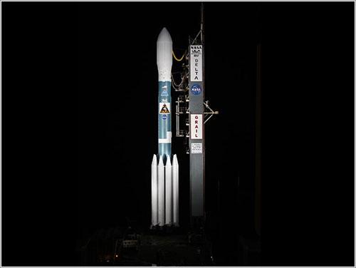 El lanzador, listo para hacer su trabajo - NASA/JPL-Caltech/United Launch Alliance, Thom Baur
