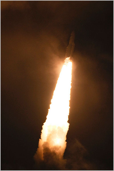Lanzamiento ATV-3 / ESA - S. Corvaja