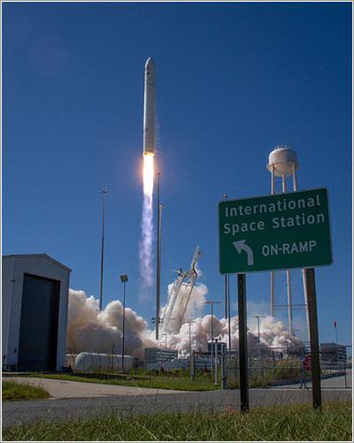 Lanzamiento de la Cygnus