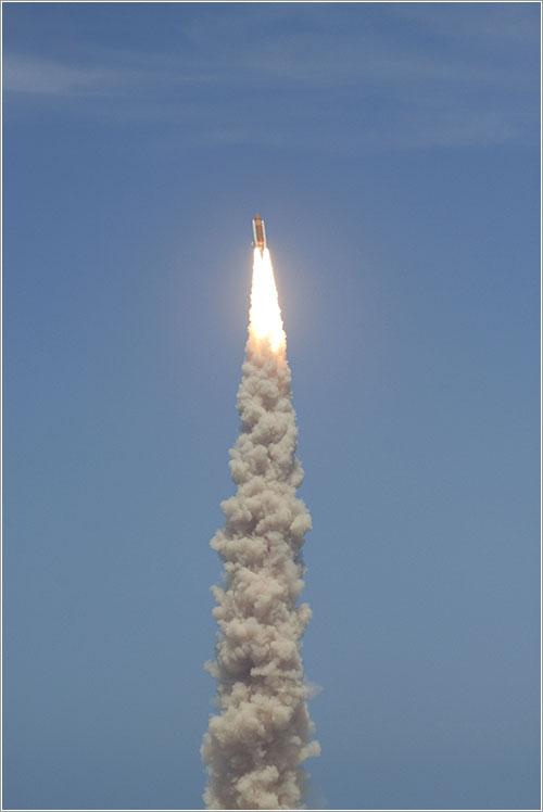 De nuevo el Atlantis en la misión STS-132 - NASA