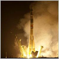 Lanzamiento de la Soyuz TMA-20 - ESA - S. Corvaja, 2010