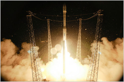 Lanzamiento del Vega VV02