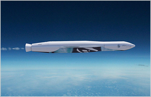 El LauncherOne de Virgin Galactic